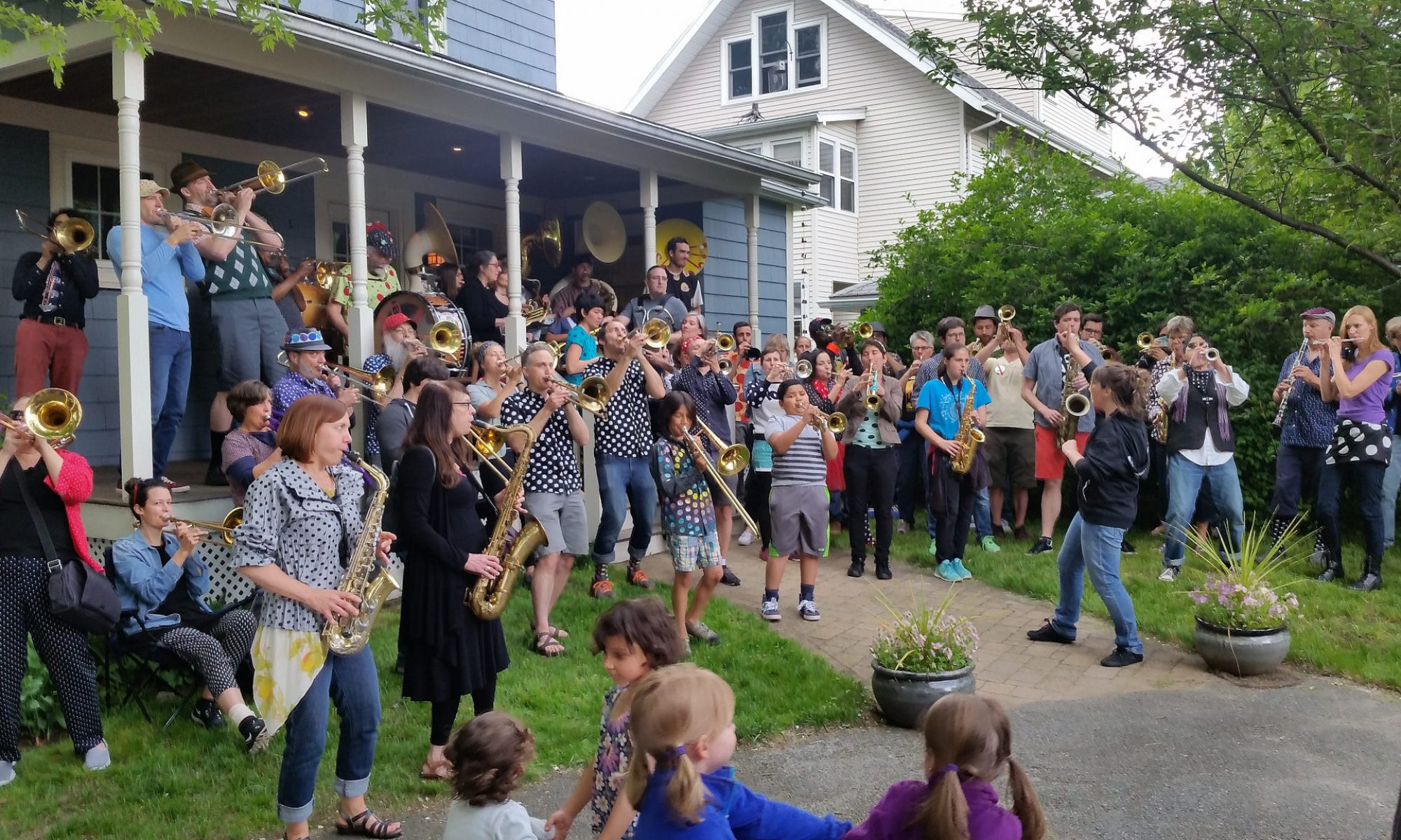 Arlington Porchfest: June 8, 2019