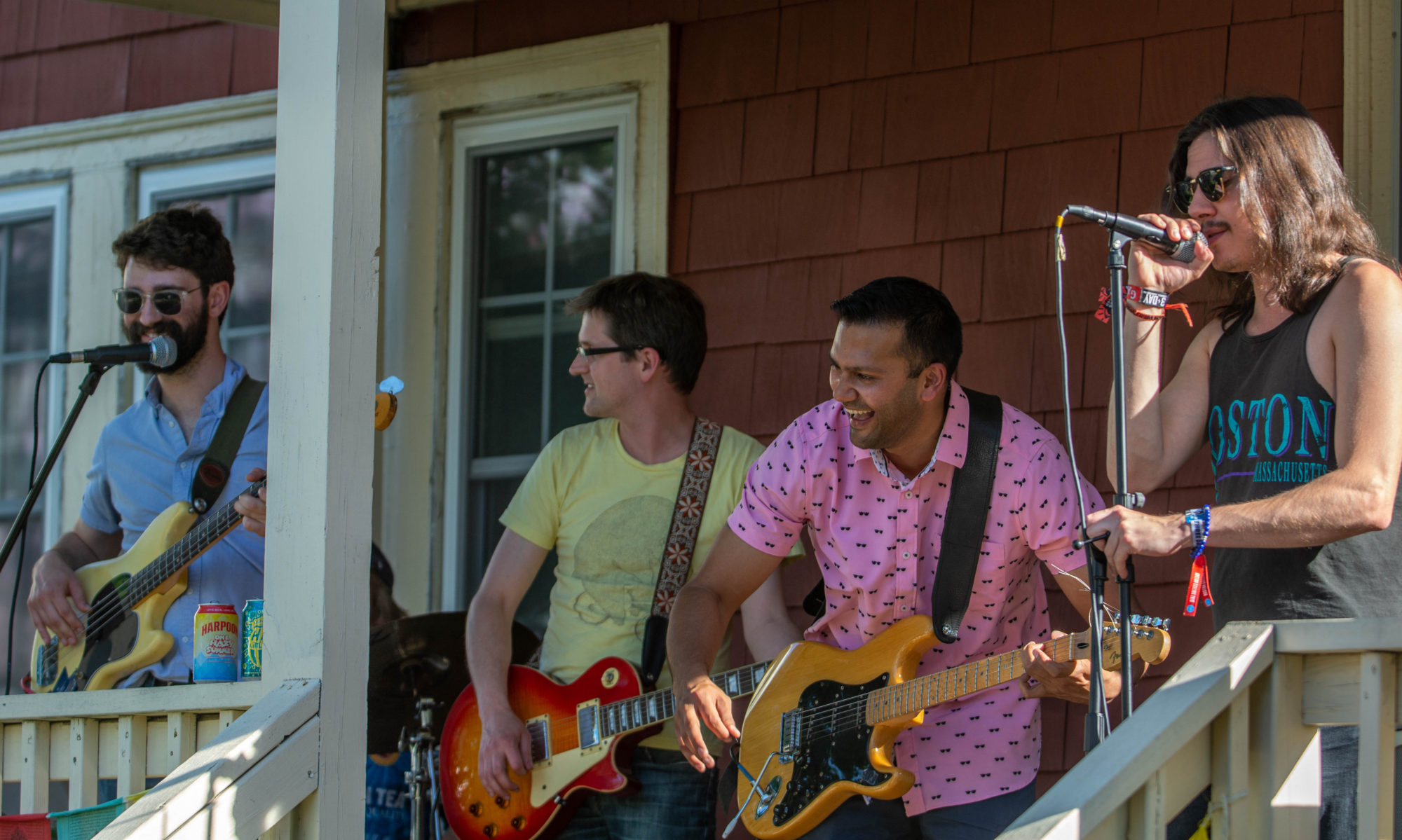 Arlington Porchfest: June 7, 2020